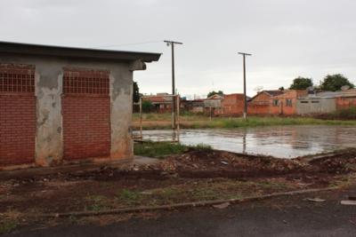 Prefeitura investe 142 mil  em  reformas e ampliação do Centro Esportivo Osvaldo Vaula.